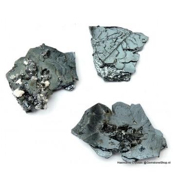 Hematiet kristallen