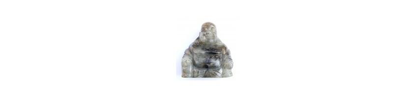 edelstenen buddha, tovenaar