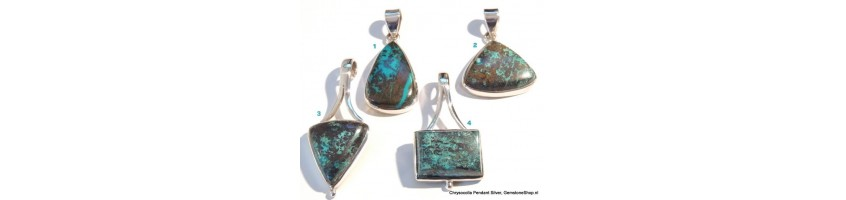 chrysocolla in onze webshop