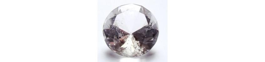 Diamant cut gemstones at gemstoneshop.nl