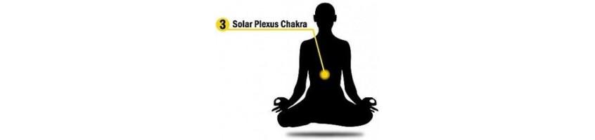 Zuiver natuurlijke helende edelstenen voor je Zonnevlecht chakra