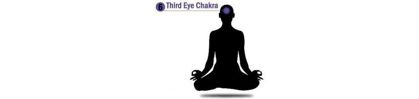 3e oog chakra edelstenen