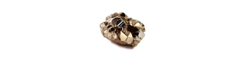 Pyrite in our gemstoneshop