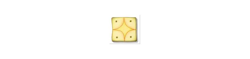 Yellow Star Healing Stones