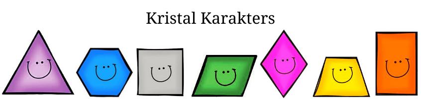 kristal karakters