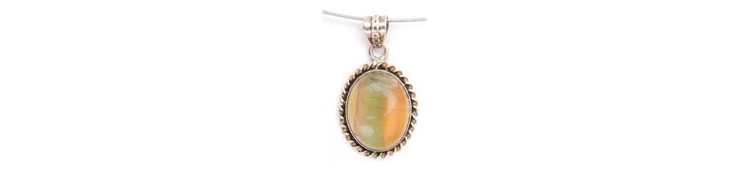oval gemstone jewelry
