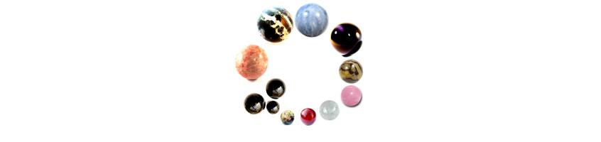 edelsteen bollen bij gemstoneshop.nl